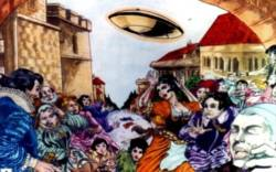The earliest evidence of UFOs. UFO sightings of the past