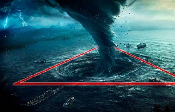 Bermuda triangle mysterious