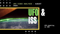 UFO sightings on the ISS and several other interesting UFO cases