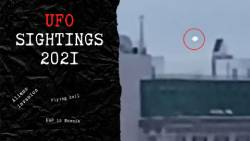 UFO sightings 2021. January 21, 2021