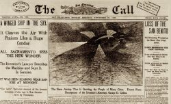 The Great Panic of 1896-1897. Examination of UFO sightings