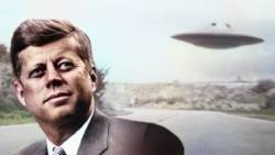 J. F. Kennedy and the UFO phenomenon