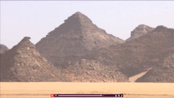 Pyramids older than Egyptian ones have been discovered in Saudi Arabia...